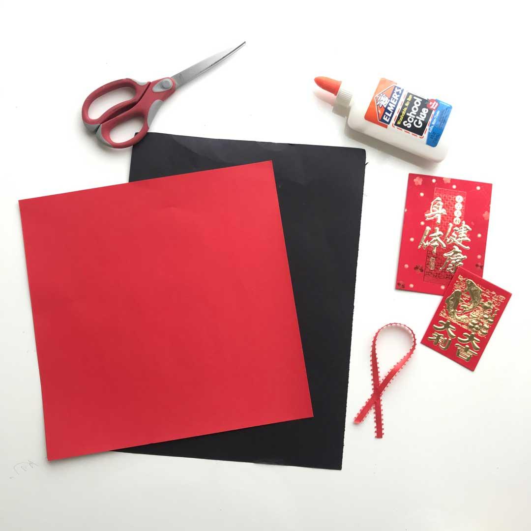 DIY Chinese New Year Lantern Decorations - Mama Baby ...