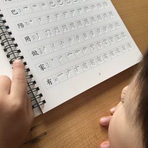 Antonia Workbook Page