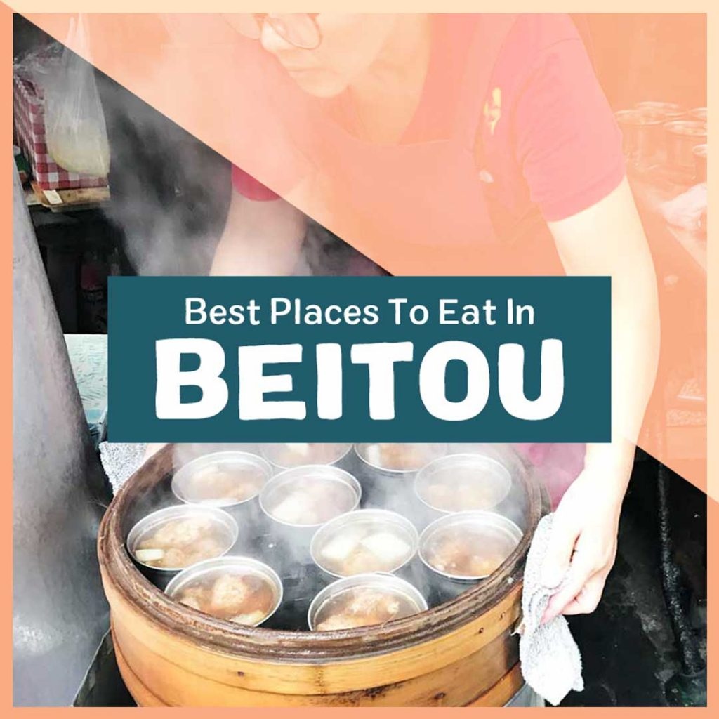 Best Places to Eat in Beitou