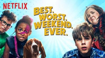 Netflix shows in Chinese - Best. Worst. Weekend. Ever.