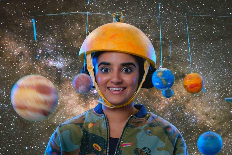 Brainchild available on Netflix in Mandarin