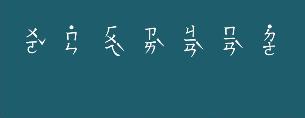 chinese fonts with pinyin and zhuyin - chao yan ze zhuyin font