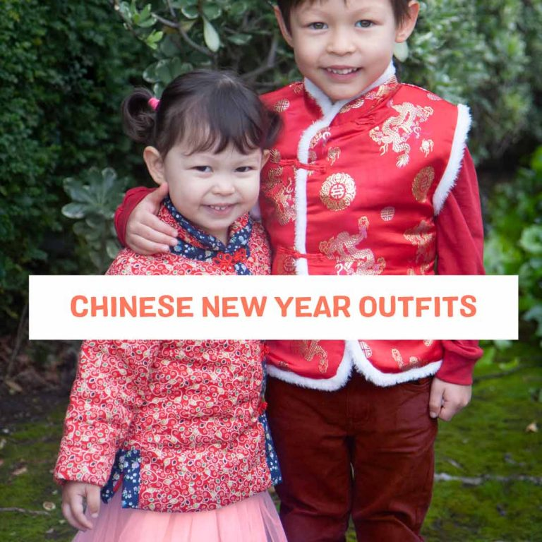 Last Minute Chinese New Year Outfits 2020