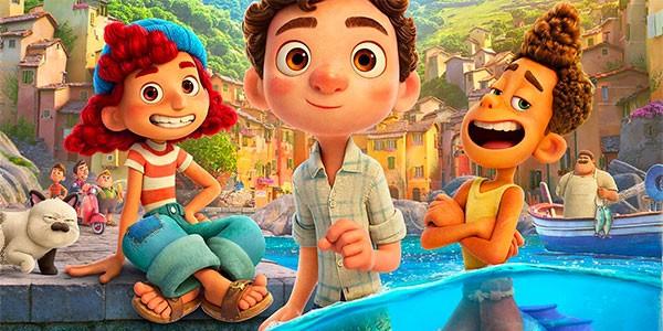 Disney's Luca