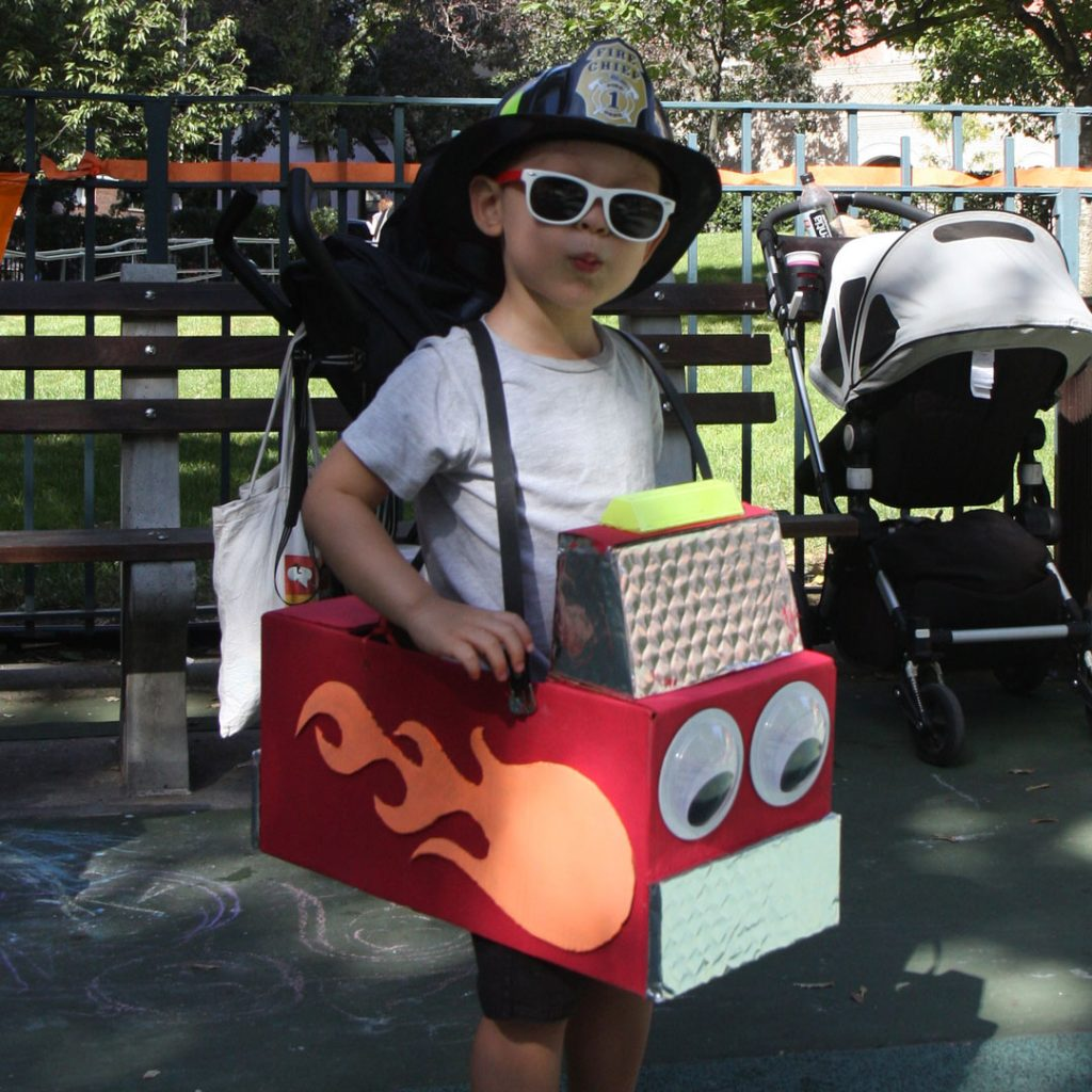firetruck costume