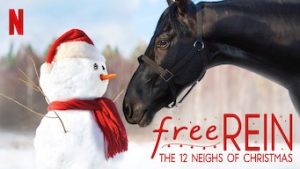 Free Rein- 12 nights of Christmas