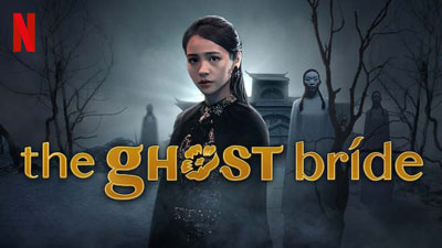 Netflix shows in Chinese - the Ghost Bride
