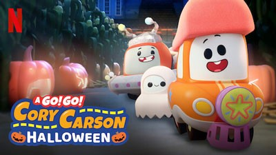 Netflix shows in Chinese - A Go! Go! Cory Carson Halloween