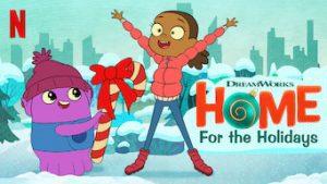 Home for the Holidays cartoon
