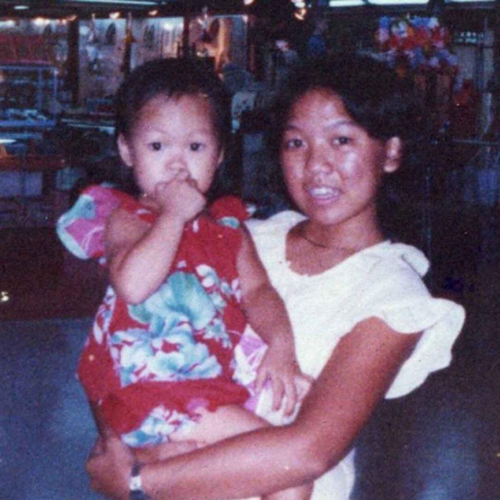 Judy and I. 1982