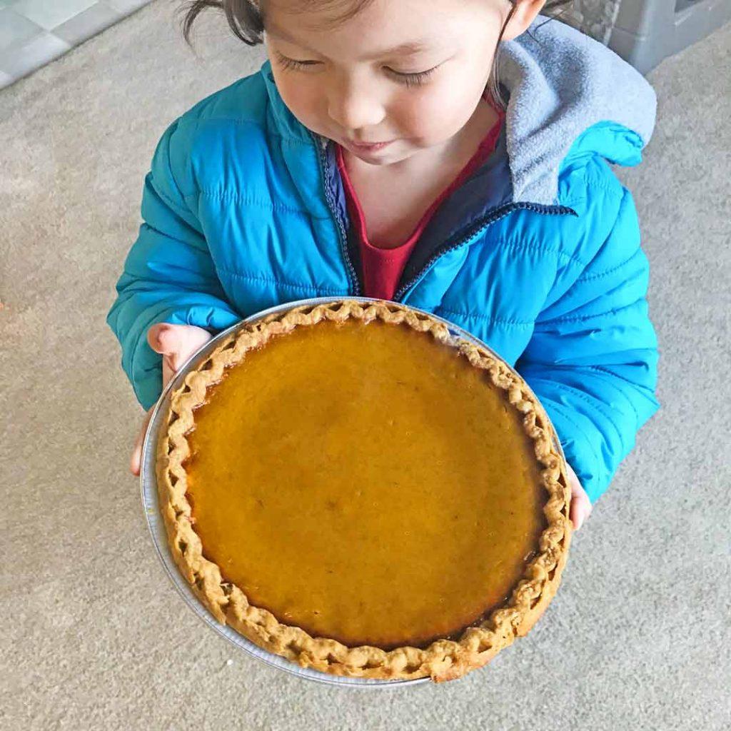 Best pumpkin for pie