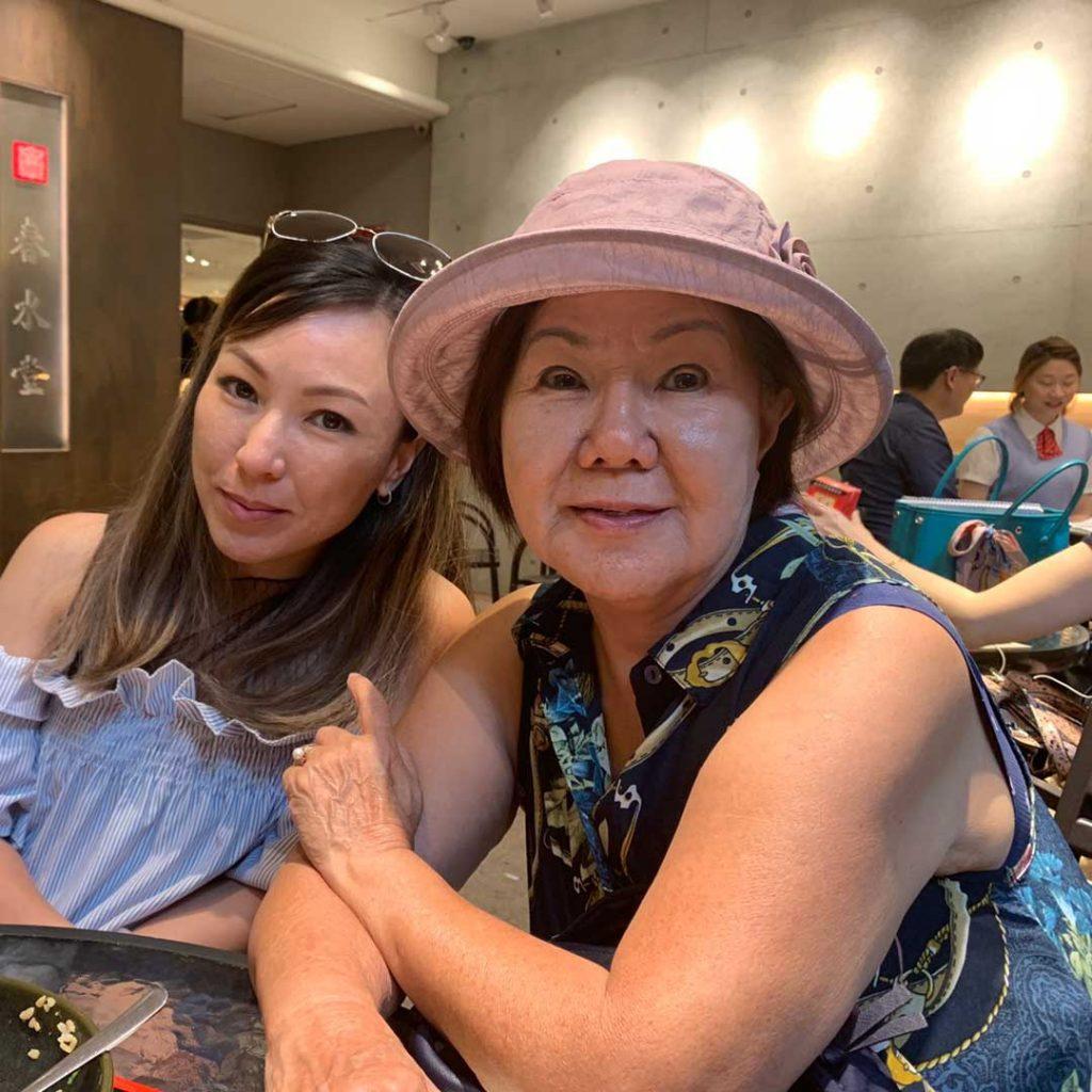 Mom and I 2019