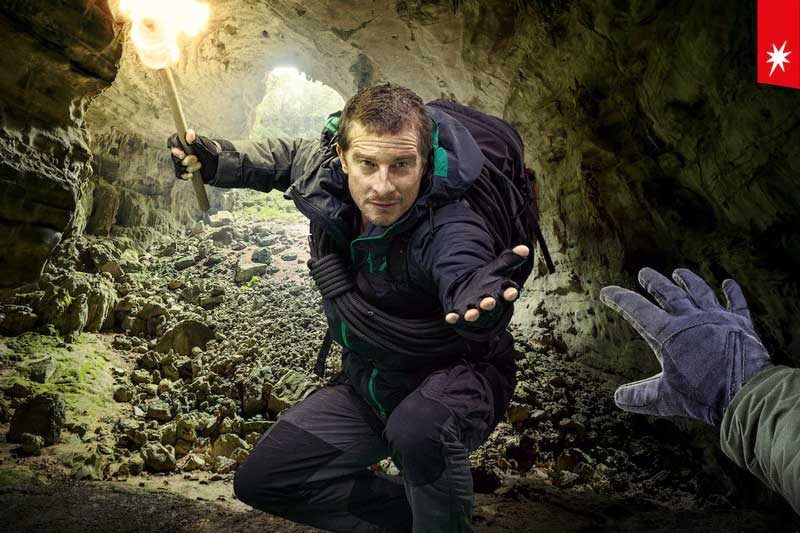 You vs Wild available on Netflix in Mandarin