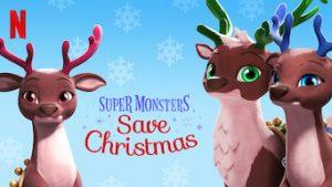 Super Monsters - Save Christmas