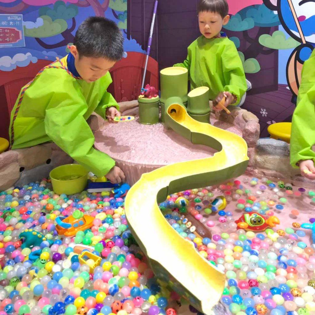 taiwan preschool field trip bears world